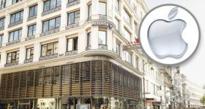 Apple Store in Wien