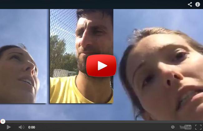 Ehekrach Djokovics