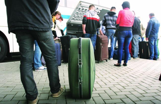 Abwanderung Balkan