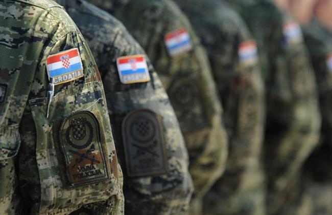 Kroatisches Heer