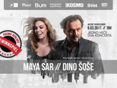 Maya Sar & Dino Sose - Gewinnspiel