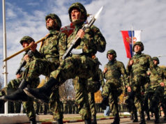 Serbisches Heer