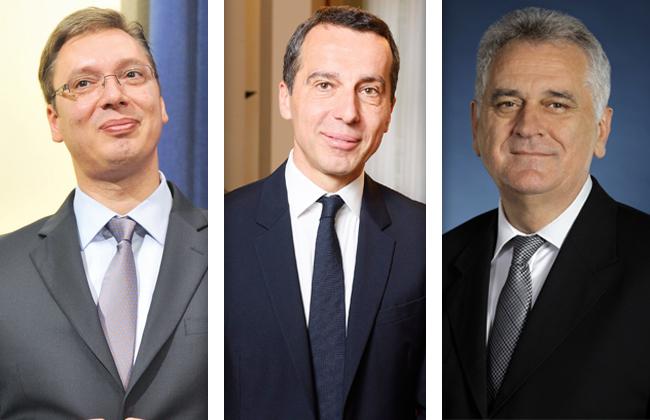 Vucic, Kern, Nikolic