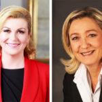 """Schweden bezeichnen Grabar-Kitarović als """"kroatische Le Pen"""""""