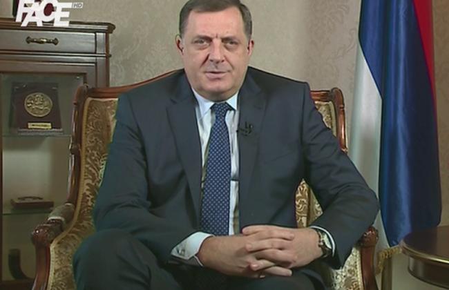 Milorad Dodik Face Tv 2017