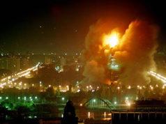 Nato Bombardement SRJ