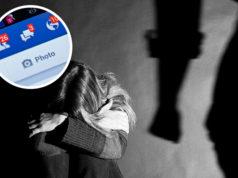 Vergewaltigung auf Facebook