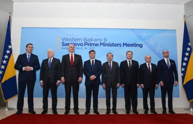 Westbalkan Premierministertreffen
