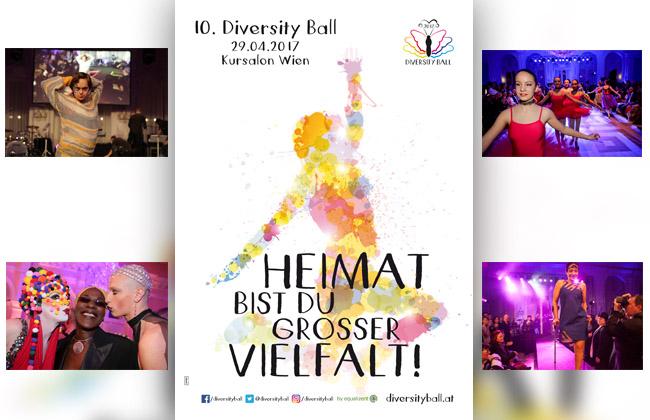 10. Diversity Ball
