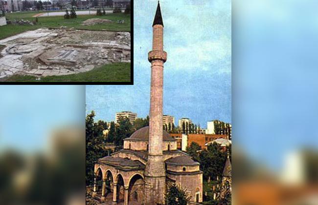 Arnaudija-Moschee Banja Luka