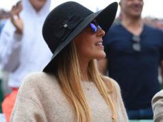 Babybauch Jelena Djokovic 1