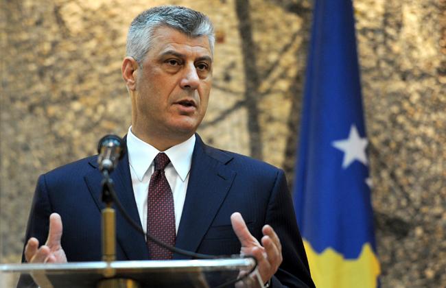 Hashim Thaci - Politco