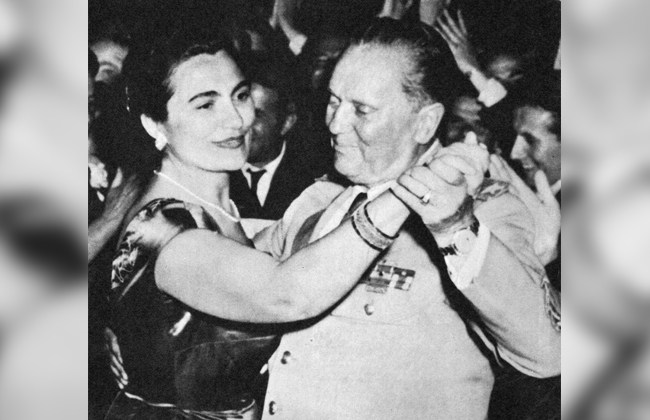 Jovanka und Tito