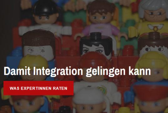 Neues Internetportal Integrationsexpertinnen