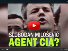 Slobodan Milosevic - CIA Agent