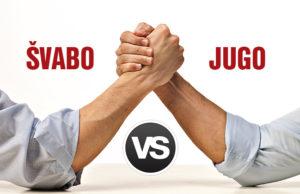 Svabo versus Jugo