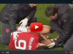 Zlatan Ibrahimovic Verletzung 2017