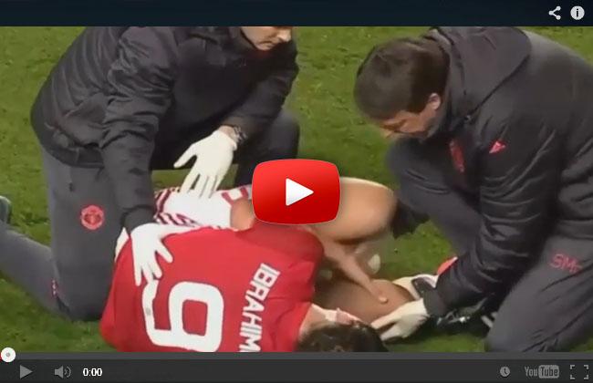 ibrahimovic verletzt