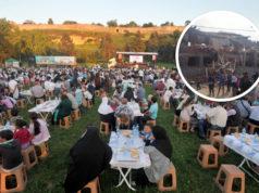 Iftar Belgrad Kalemegdan 2017