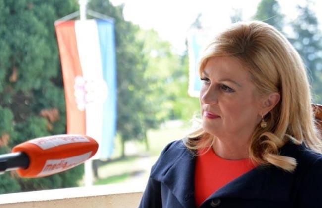 Kolinda Grabar Kitarovic 2017