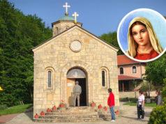Marienerscheinung Kloster Tresije