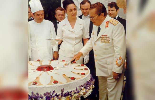 Titos Geburtstag