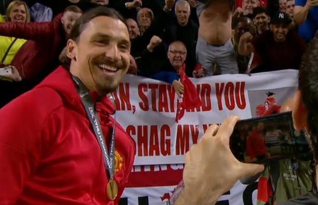 Unmoralisches Angebot - Zlatan Ibrahimovic