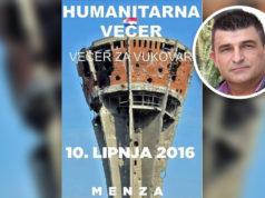 Vecer za Vukovar - Miroslav Piplica