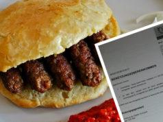 Wiener Cevapcici-Festival kein Fake
