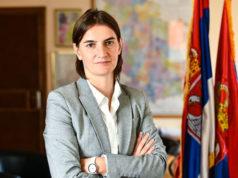 Ana Brnabic - neue Premierministerin