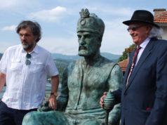 Denkmal Mehmed pasa Sokolovic Visegrad