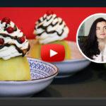 """Hanuma kocht"" Tufahije – Gekochte und gebackene Äpfel mit Nussfülle"