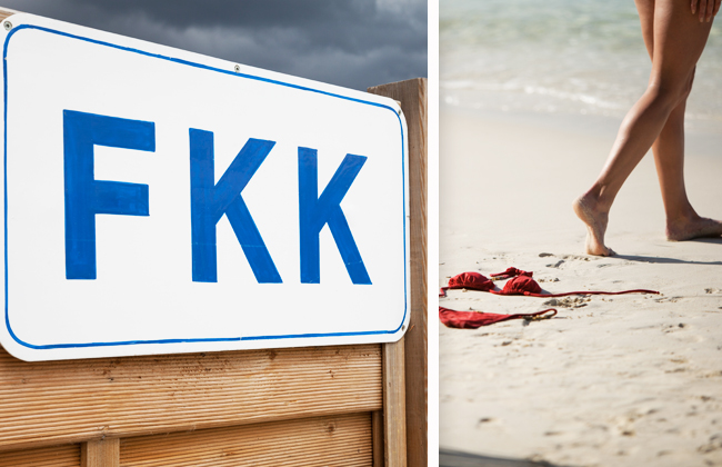 Fkk Frauen Am Strand