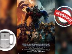Transformers 5 Gewinnspiel