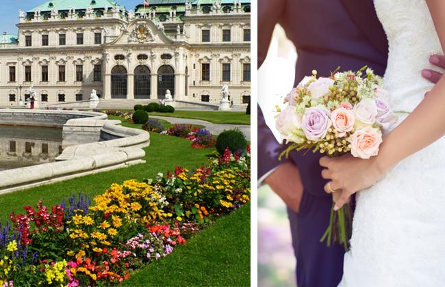 Wien Hotspot Luxushochzeiten