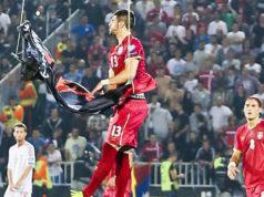 Drohnen-Zwischenfall Serbien-Albanien 2014