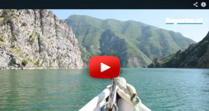 Albanisches Thailand - Fluss Shale