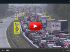 Balkangrenze Chaoswochenende 7 Stunden Wartezeit