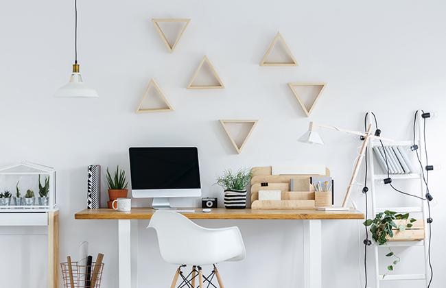 projekt home office arbeiten von zu hause aus kosmo. Black Bedroom Furniture Sets. Home Design Ideas