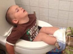 Kinder Schlafposen 1