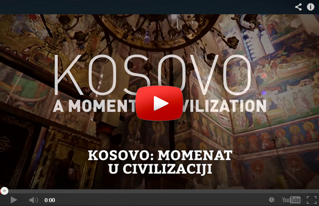 Kosovo - A Moment in Civilization