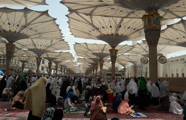 Mehr als zwei Millionen Muslime beginnen Hadsch in Mekka