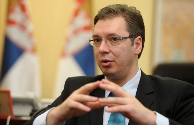 Aleksandar Vucic - Interview Vecernji list