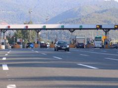 Autobahn Section Control Serbien