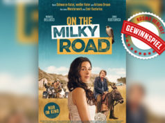 On the Milky Road - Gewinnspiel