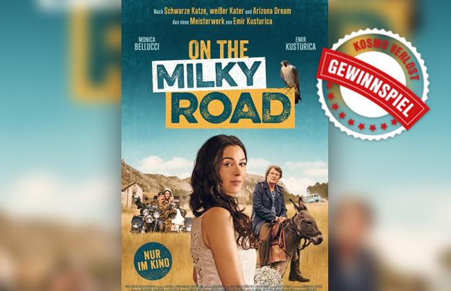 On the Milky Road - Gewinnspiel