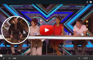 Slavko Kalezic X Factor UK
