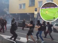 Unruhen Maribor Champions League