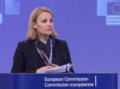 Maja Kocijancic - EU Kommission