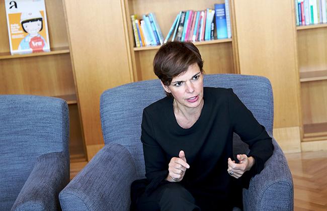 Pamela Rendi-Wagner Interview 2017